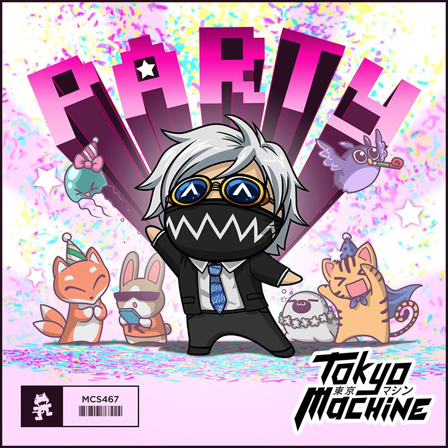 Tokyo Machine Gameshrimp Art