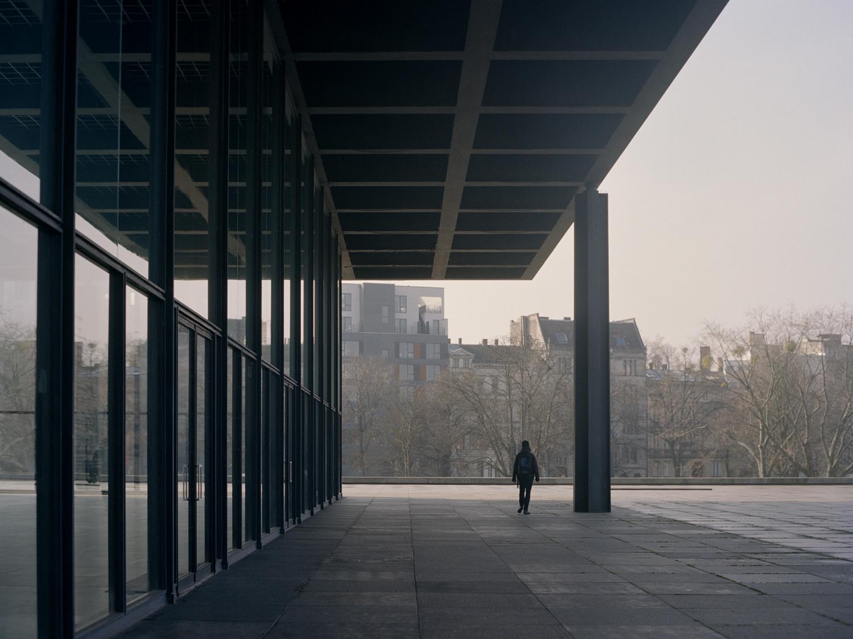 Neue Nationalgalerie Mies Van Der Rohe Atlas Of Places
