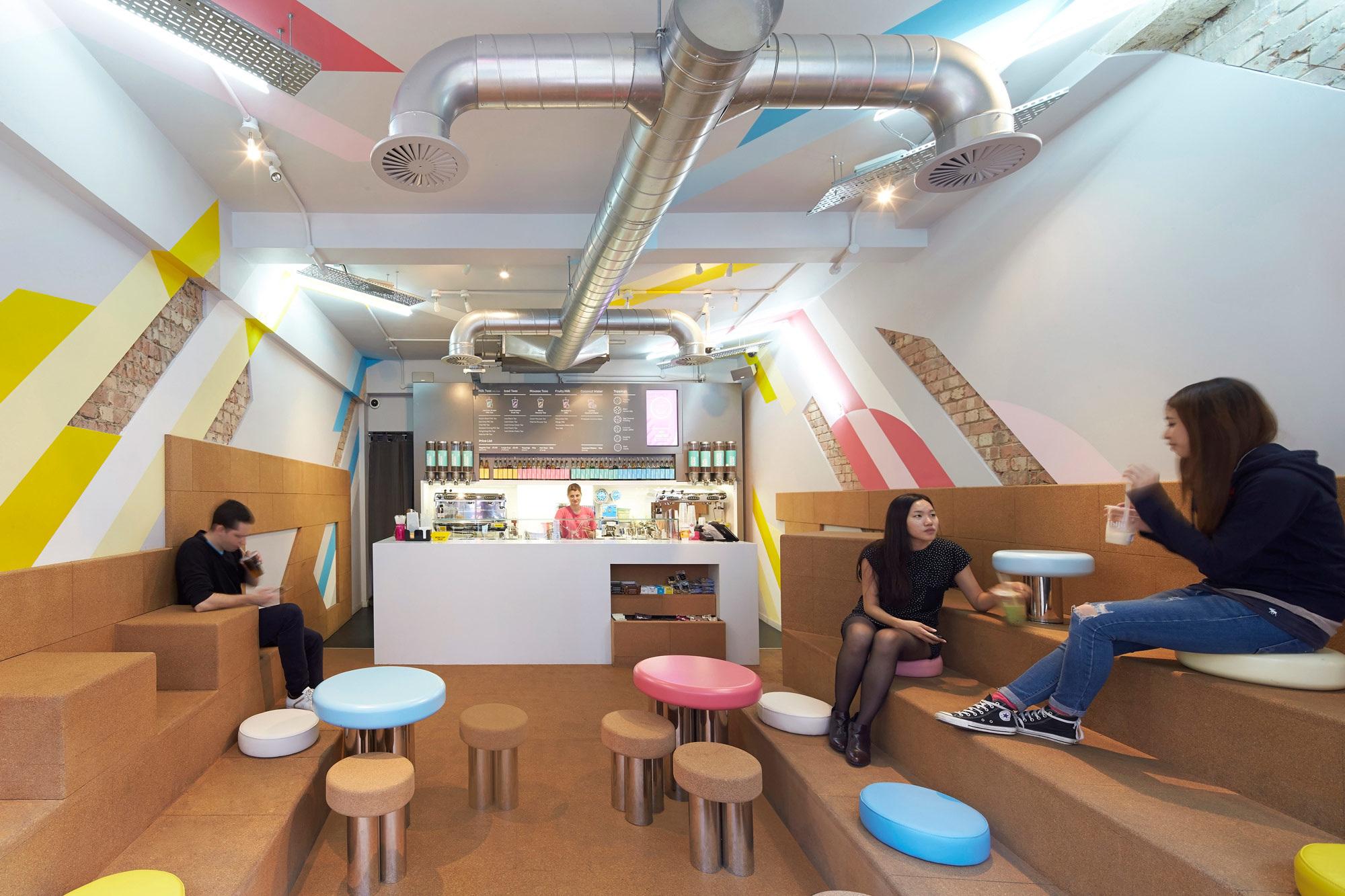 Studio Kitchen Ideas Biju Bubble Tea Rooms Gundry Ducker